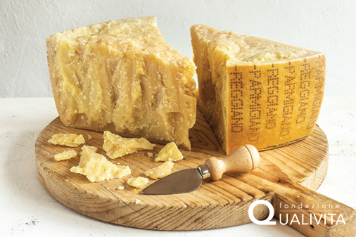 Parmigiano Reggiano DOP foto-1