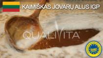 Kaimiškas Jovarų alus IGP - Lituania