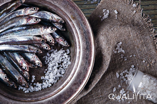 Acciughe Sotto Sale del Mar Ligure IGP foto-1