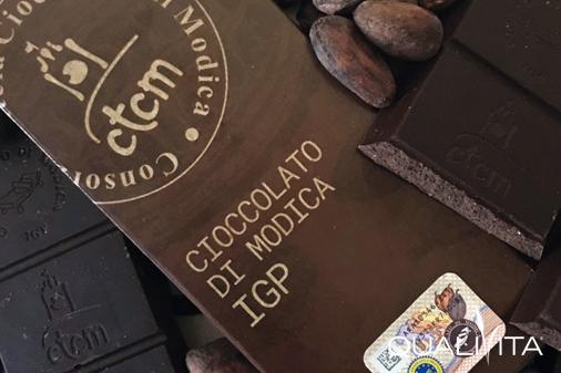 Cioccolato di Modica IGP foto-1
