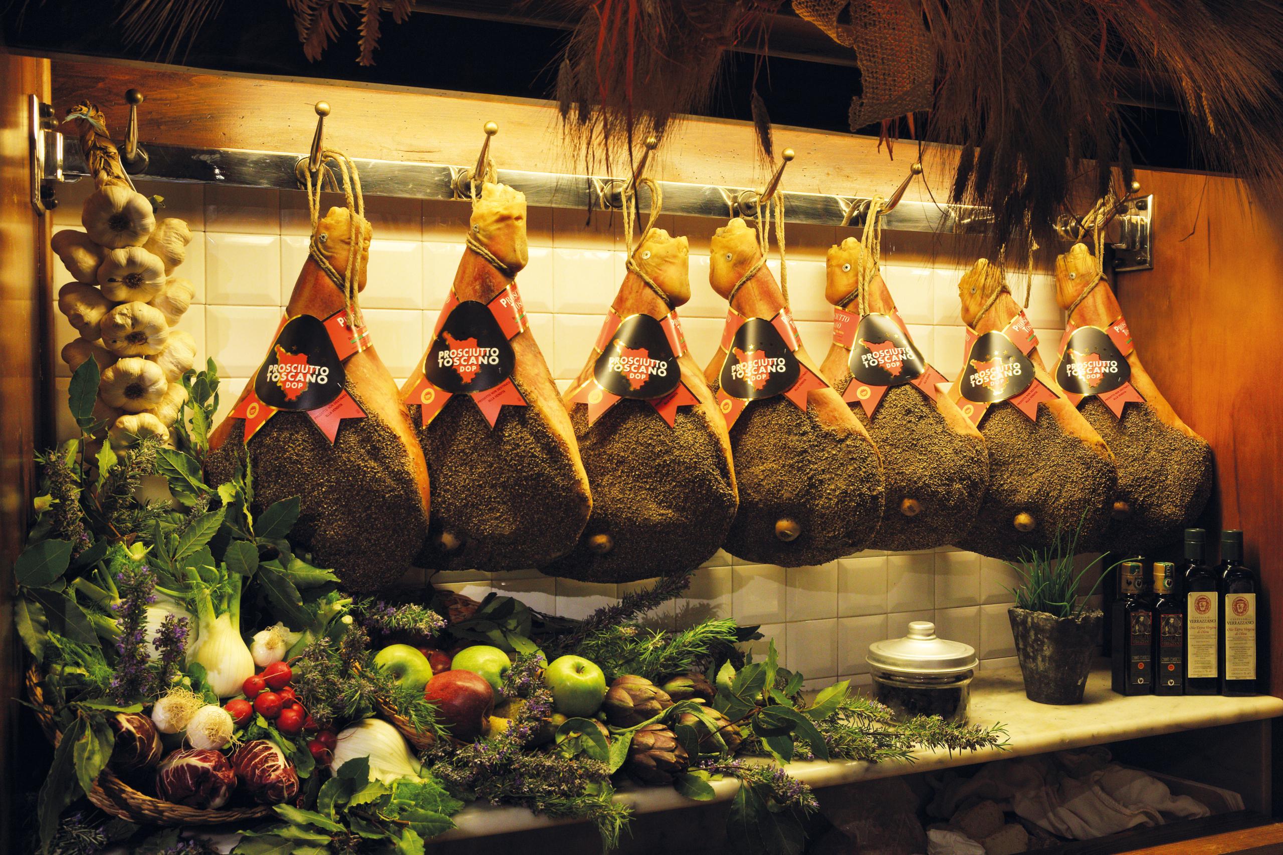 Prosciutto Toscano DOP foto-11