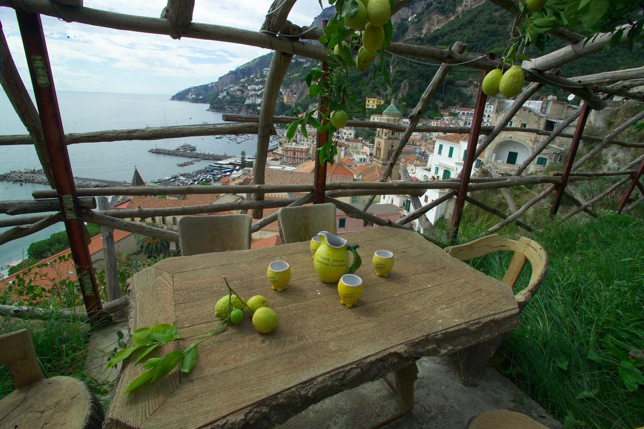 Limone Costa d'Amalfi IGP foto-5