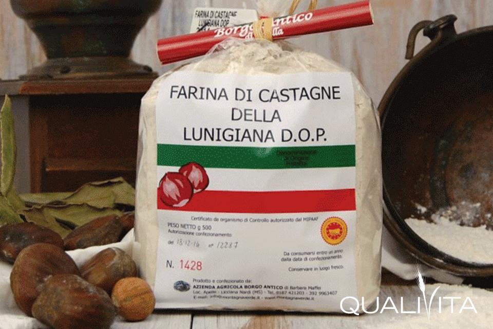 Farina di Castagne della Lunigiana DOP foto-1