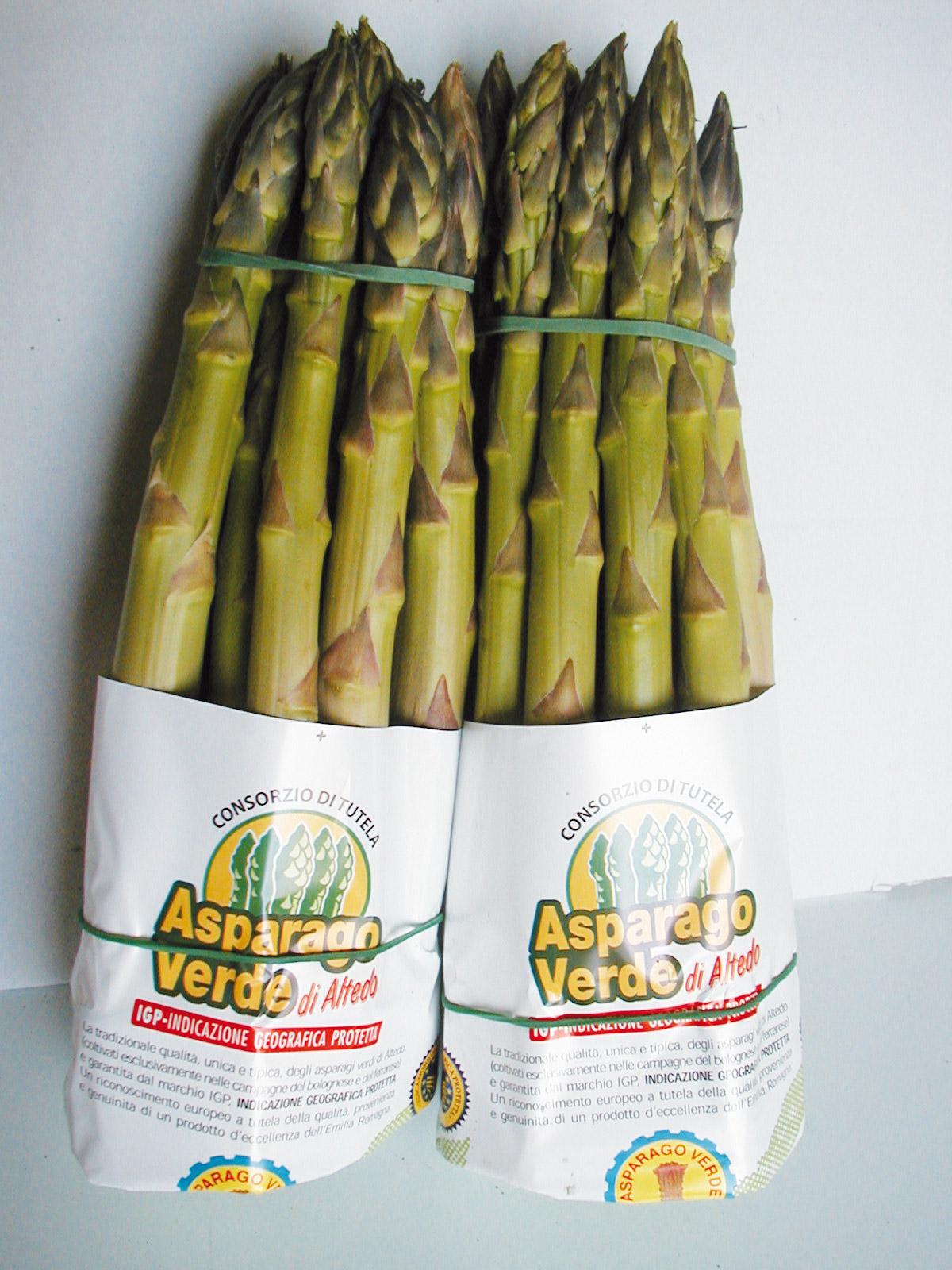 Asparago Verde di Altedo IGP foto-2