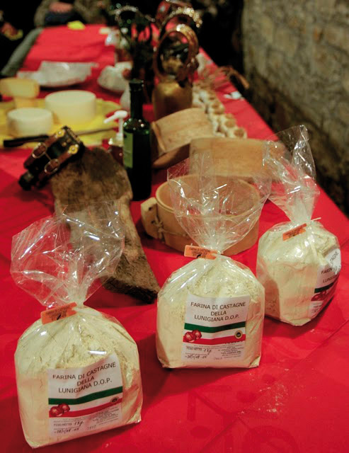 Farina di Castagne della Lunigiana DOP foto-4