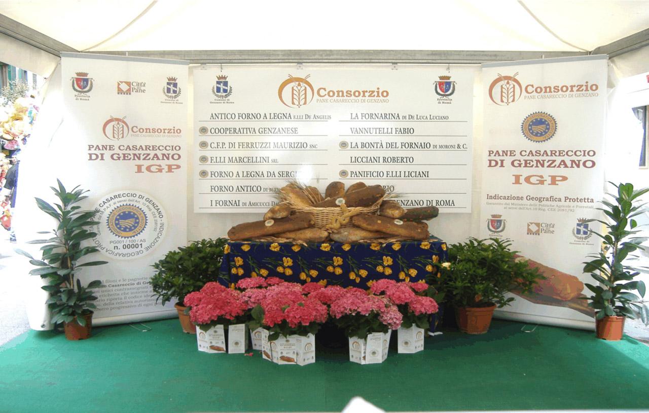 Pane Casareccio di Genzano IGP foto-14