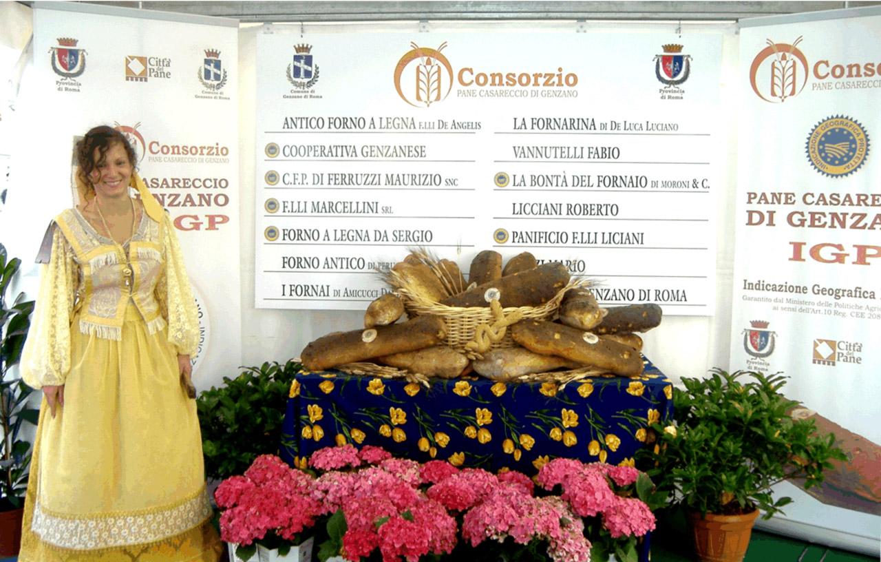 Pane Casareccio di Genzano IGP foto-13