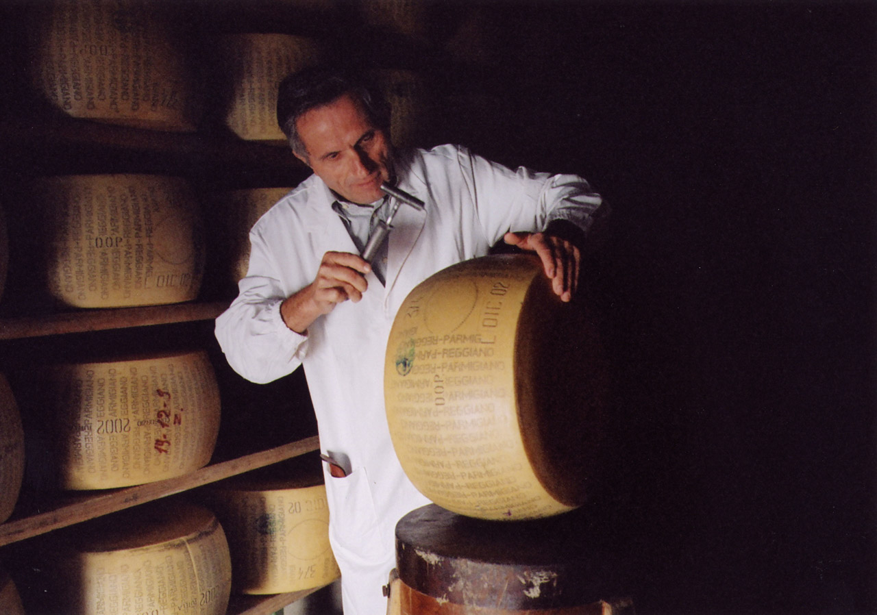 Parmigiano Reggiano DOP foto-8