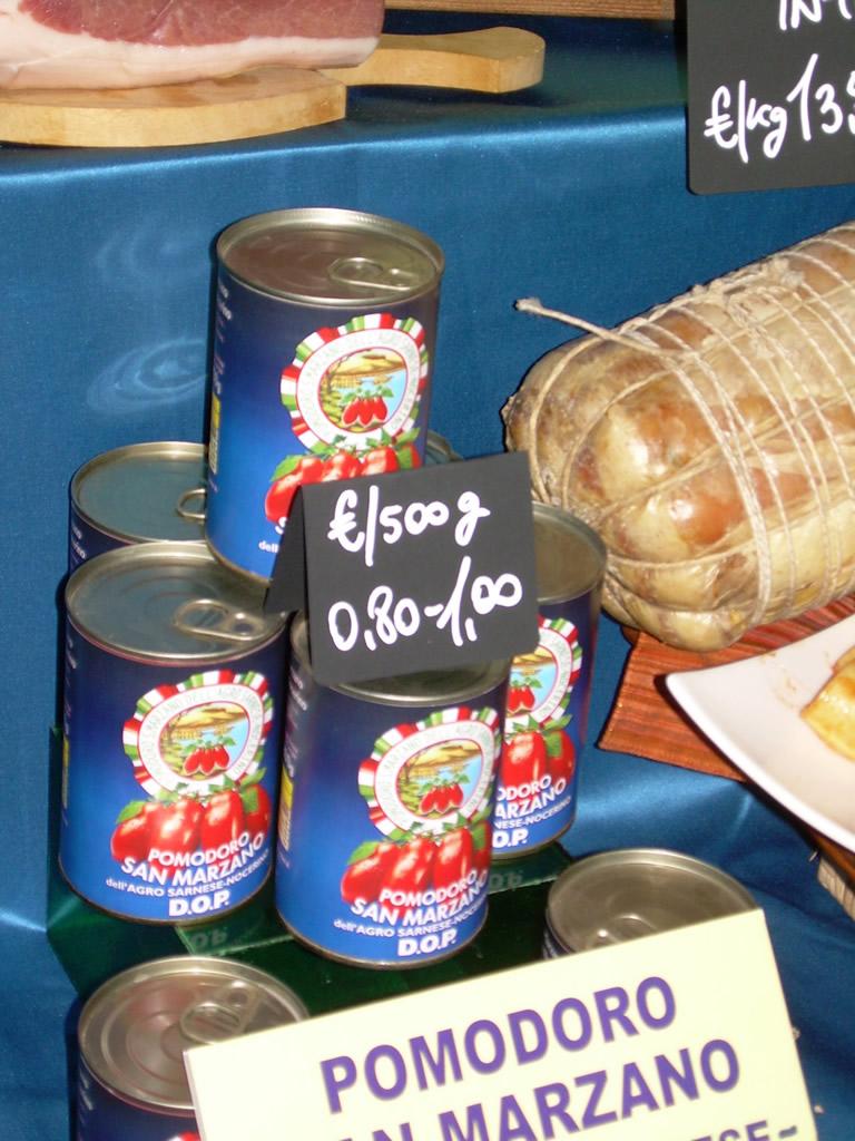 Pomodoro San Marzano dell'Agro Sarnese-Nocerino DOP foto-7