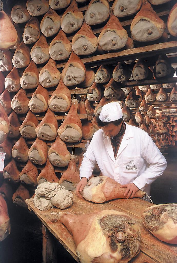Prosciutto Veneto Berico-Euganeo DOP foto-7