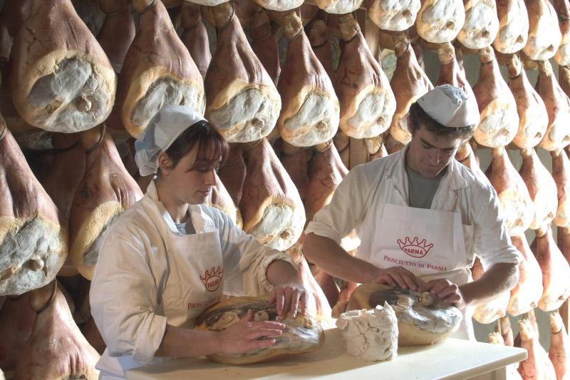 Prosciutto di Parma DOP foto-13