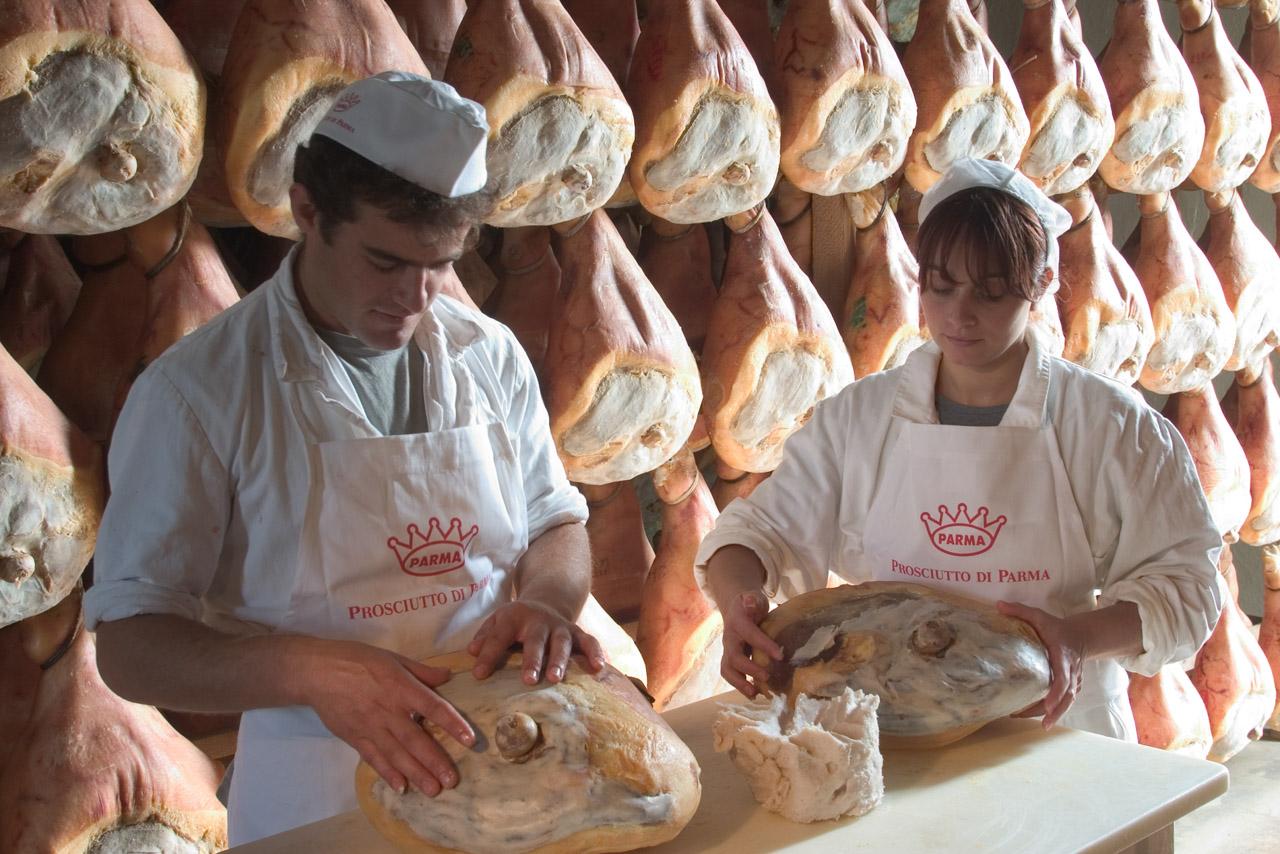 Prosciutto di Parma DOP foto-14