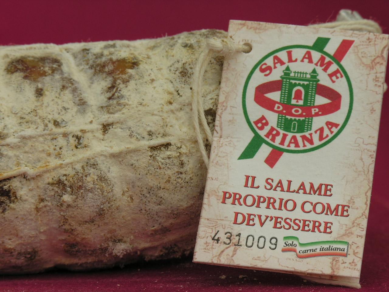 Salame Brianza DOP foto-4