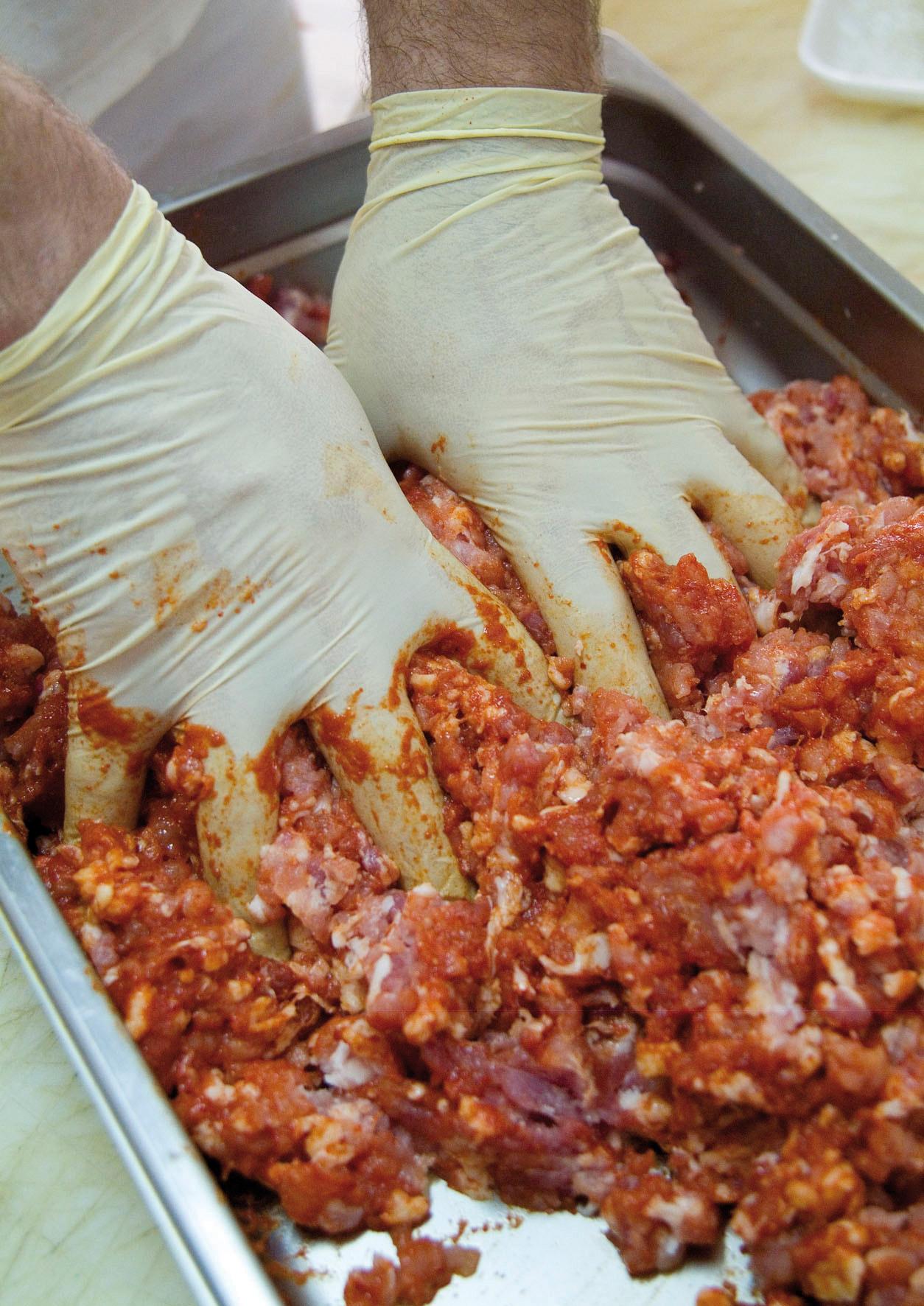 Salsiccia di Calabria DOP foto-8