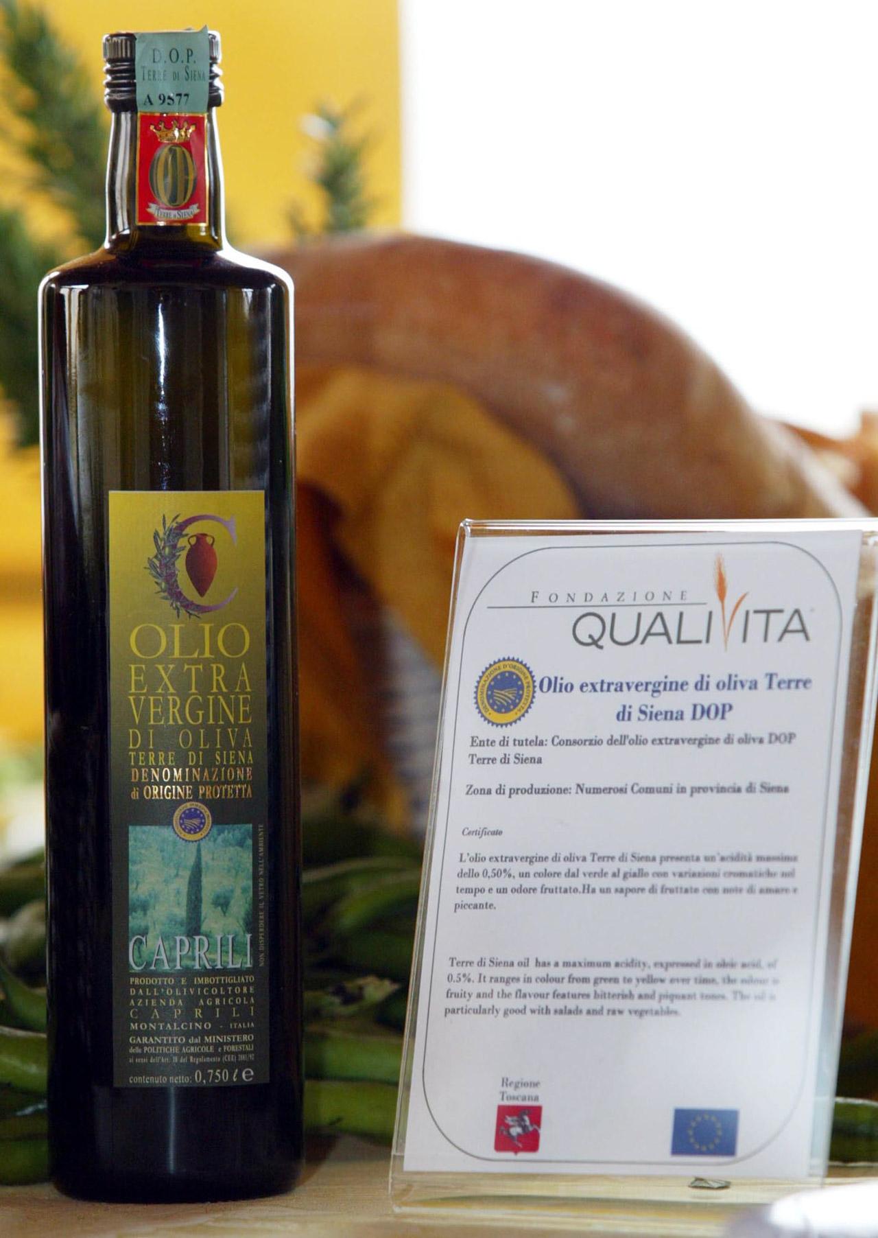 Terre di Siena DOP – Olio EVO foto-18