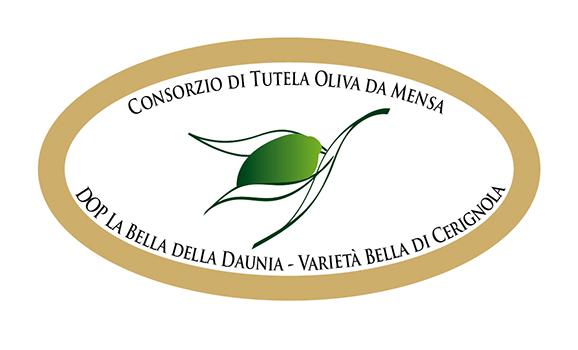 Consorzio di Tutela Oliva da Mensa DOPLa Bella della Daunia Varietà Bella di Cerignola