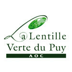 Lentille verte du Puy DOP