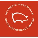 Viande de porc, marque nationale grand-duché de Luxembourg IGP