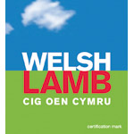 Welsh lamb IGP