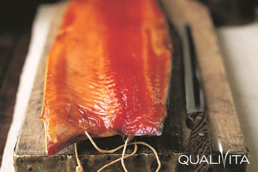 London Cure Smoked Salmon IGP foto-1