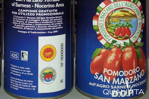 Pomodoro San Marzano dell'Agro Sarnese-Nocerino DOP foto-1