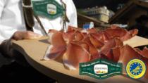 Lo Speck Alto Adige IGP si trova anche sull'online shop
