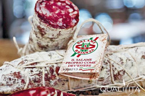 Salame Brianza DOP foto-1