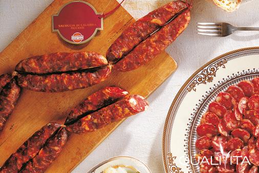 Salsiccia di Calabria DOP foto-1