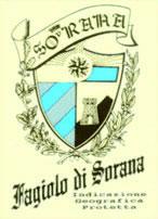 Fagiolo di Sorana IGP