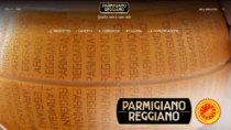 Parmigiano Reggiano DOP: nuovo shop on line  per la vendita diretta