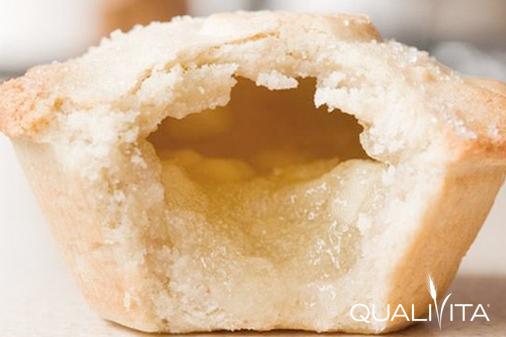 Traditional Bramley Apple Pie Filling STG foto-1