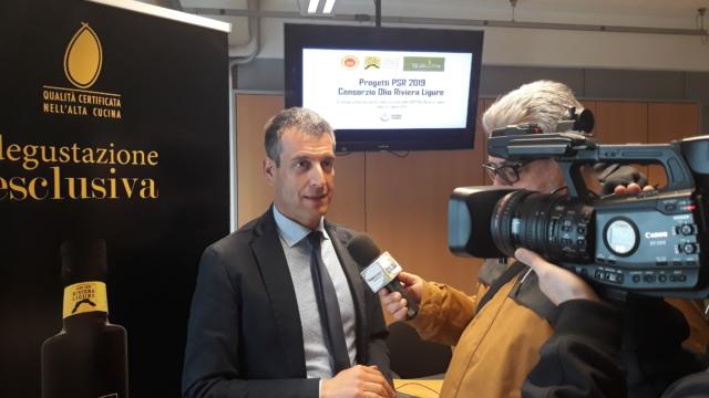 2019 Conferenza Stampa PSR Olio Riviera Ligure DOP