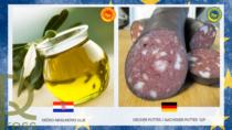 Salgono a 1278 i prodotti Food europei Dop, Igp e Stg