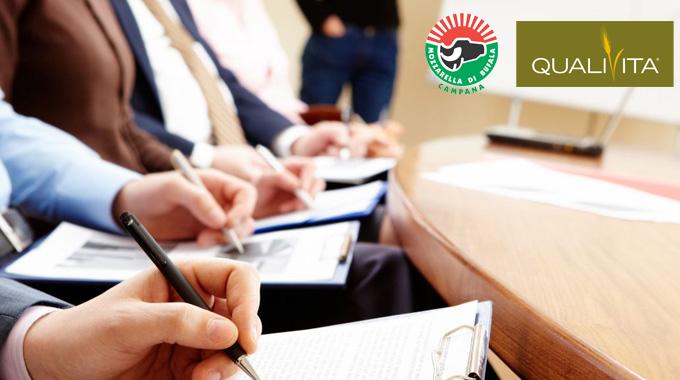 Corso di formazione sulle IG ai giornalisti dell'ordine campano con Mozzarella di Bufala DOP