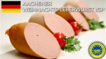 Aachener Weihnachts-Leberwurst IGP - Germania