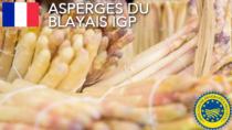 Asperges du Blayais IGP - Francia