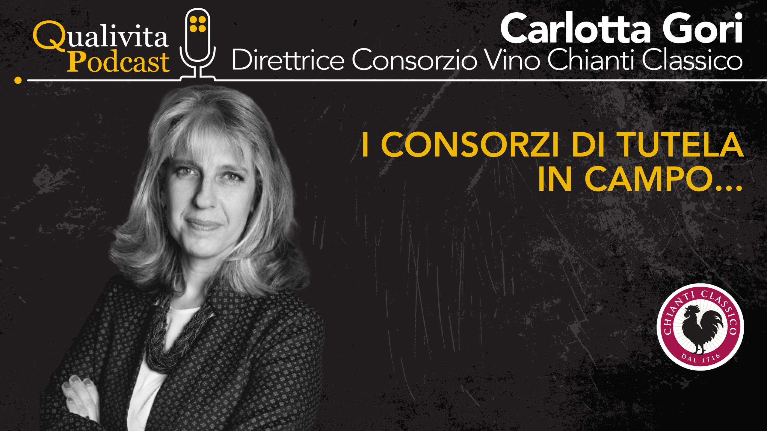 Carlotta Gori, Consorzio Vino Chianti Classico