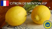 Citron de Menton IGP
