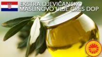 Ekstra Djevičansko Maslinovo Ulje Cres DOP - Croazia