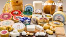 Muro USA ai formaggi italiani a latte crudo