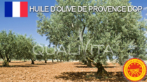Huile d'olive de Provence DOP - Francia