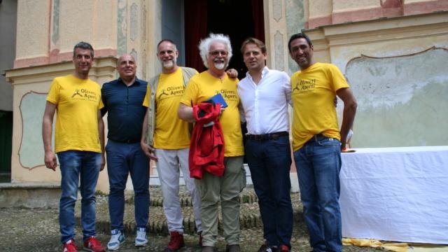 2019 Oliveti Aperti - Press Tour