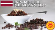 Latvijas Lielie Pelekie Zirni DOP - Lettonia