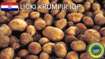 Licki Krumpir IGP– Croazia