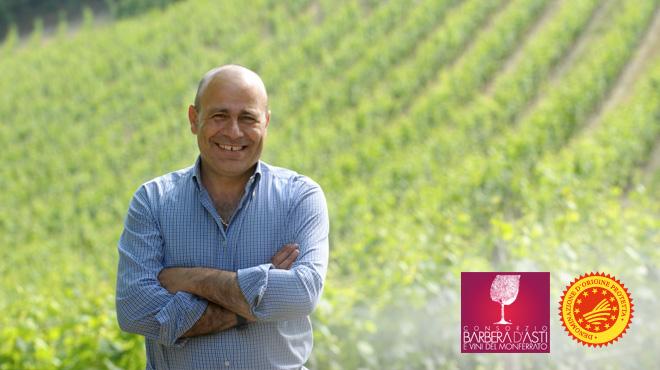 Consorzio Barbera d'Asti e Vini del Monferrato: Filippo Mobrici rieletto Presidente
