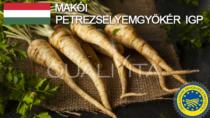 Makói Petrezselyemgyökér IGP - Ungheria
