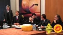 Made in Italy, Grana Padano DOP incontra Ministro Martina: uniti contro