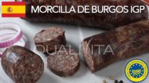 Morcilla de Burgos IGP – Spagna