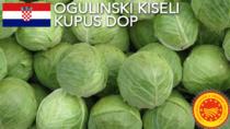 Ogulinski kiseli kupus/Ogulinsko kiselo zelje DOP - Croazia