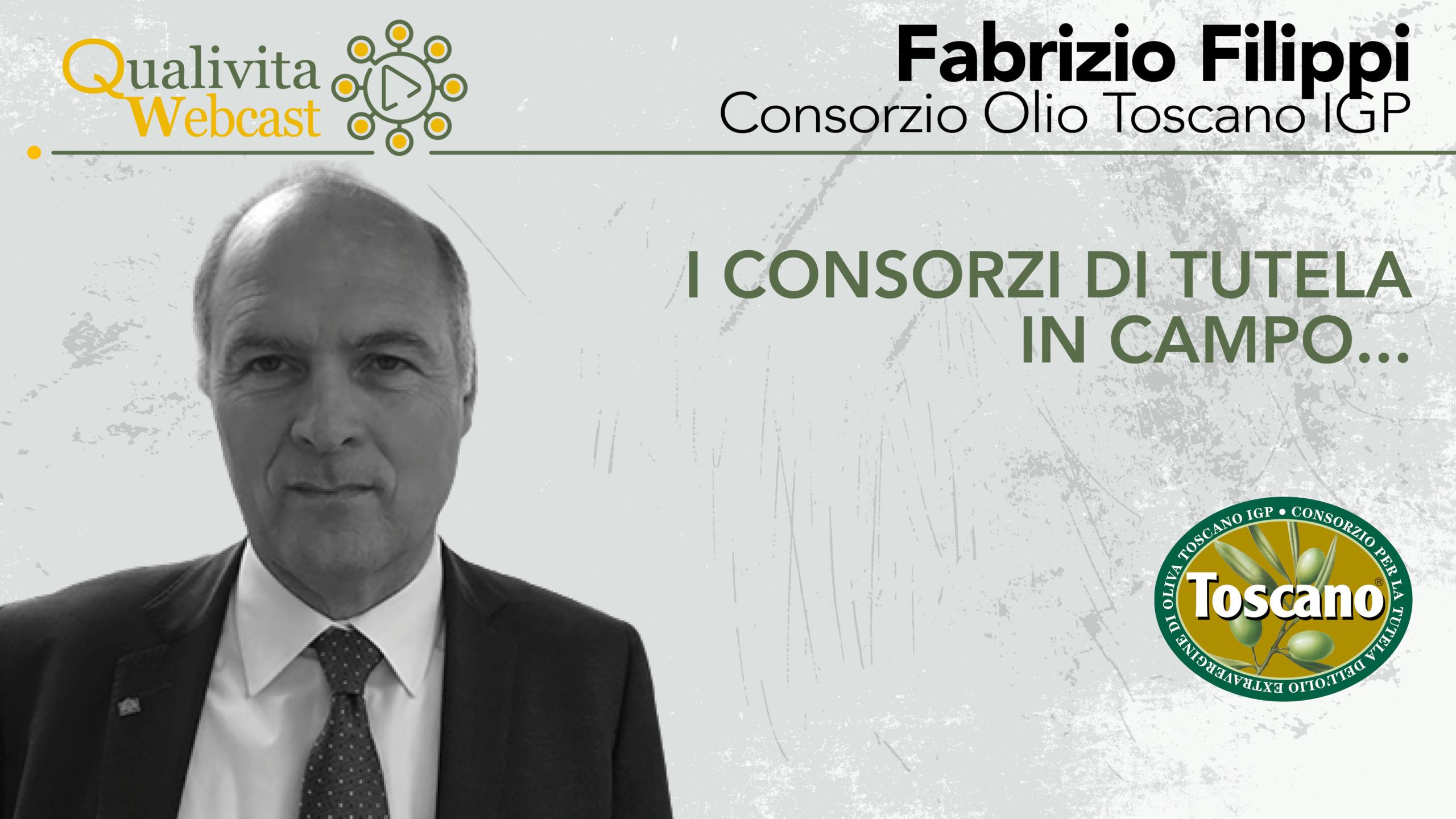Fabrizio Filippi, Consorzio di tutela Olio Toscano IGP